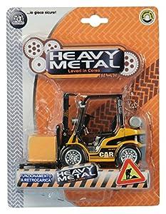 Globo Toys Globo 35515 Spidko Die Cast - Figura Decorativa para Montar (Madera)
