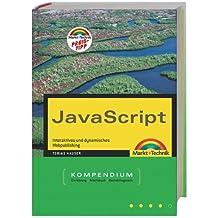 JavaScript Kompendium (Kompendium / Handbuch)
