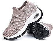 Scarpe Ginnastica Donna Sneakers Running Camminata Corsa Basse Tennis Air Traspiranti Sportive Gym Fitness Cas