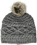 Barts Damen Baskenmütze Claire, Grau (Heather Grey 2), One Size (Herstellergröße: 7)