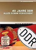 Berliner Mauer - 40 Jahre DDR - Alles schon vergessen?