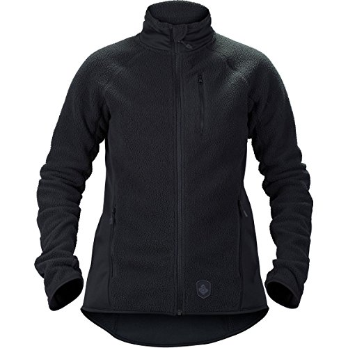 Sweet Protection Damen Jacket Lumberjane Fleece, True Black, M