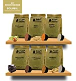 96 Dolce Gusto Kompatible Kaffee Kapsel - löslich Verkostung Kit - 96 x löslich Kapseln / Pods Espresso kompatibel Dolce Gusto- Il Caffè Italiano