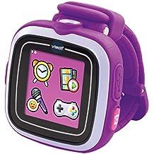 "VTech Kidizoom - SmartWatch infantil (128 MB, pantalla de 1.44"", resolution:128 x 128 pixeles), color morado - versión alemana"