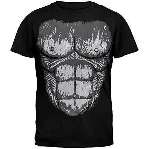 zug Kostüm T-Shirt-X-Large (Billig Freche Kostüme)