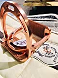 Steigbügel Aluminium Alu wie Jin stirrups ROSEGOLD rosé