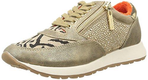 Les Tropéziennes Chaland, Damen Sneakers Gold (or/multi)