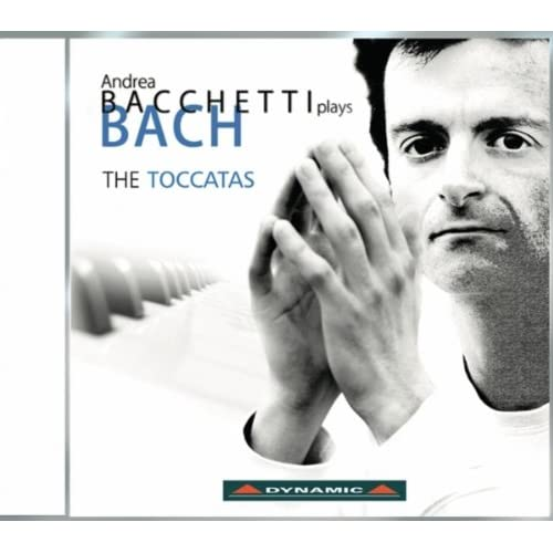 Toccata in G Minor, BWV 915: I. -