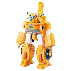 Super Wings Vehículo Donnie y figura transformable (Color Baby 85139)