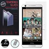 VCOMP® 1 Film Vitre Verre Trempé de Protection d'écran pour HTC Desire 626/ 626s/ 626G/ 626G+/ 626 (USA) - Transparent