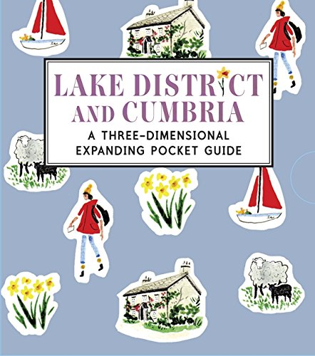Lake District And Cumbria. A Three-Dimensional Expanding Pocket Guide (City Skylines)