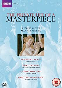 Private Life of a Masterpiece - Renaissance Masterpieces [DVD]