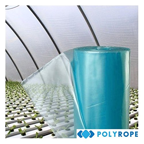 UV4Rolle Transparente Plastikfolie, Gewächshaus Folie Membran