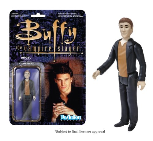 Buffy ReAction Actionfigur Angel 10 -