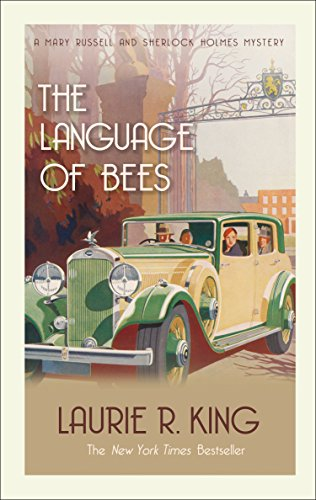 The Language Of Bees Cover Image