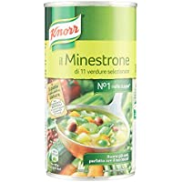 Knorr Minestrone, di 11 Verdure Selezionate - 500 gr