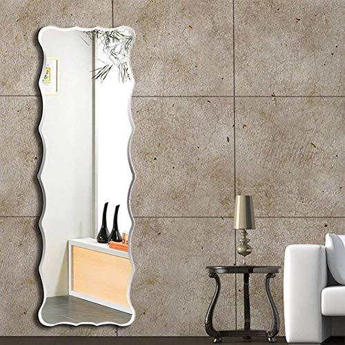 ACZZ Espejo borde ondulado sin marco Dormitorio Sala