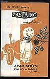 Brochure de présentation d'Atomiseurs pour Arbres Fruitiers et Vignes, des Etablissements Castaing