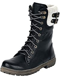 Refresh Boot Botas Negro