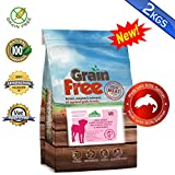 Goodness Large Breed Puppy and Junior Salmon with Sweet Potato and Vegetables Grain-free