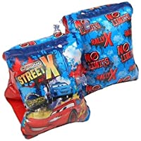 New Disney Cars Childrens Kids Inflatable Safety Swimming Arm Bands Pool Aid 3-6 Years