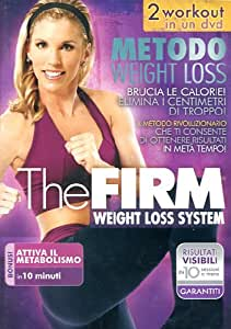 The firm - Metodo weight loss (+booklet)