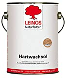Leinos 290 Hartwachsöl 2,5 l