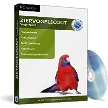Ziervogelscout Züchterversion, CD-ROM Effiziente Ziervogelverwaltung. Für Windows 98/Me/2000/XP oder Linux