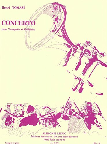CONCERTO (TROMPETTE ORCHESTRE) TROMPETTE ET PIANO