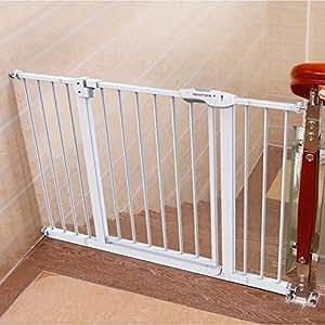 Indoor Safety Gates Extra Wide Baby Gate With Pet Door