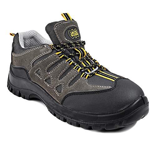 Scarpe da Trekking da Uomo per Camminare per Esterno Leggere Areate Jack Hammer (47 EU)