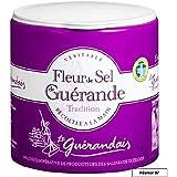 Le guerandais fleur de sel tradition pot 125g - Livraison Gratuite En France - Prix Par Unité
