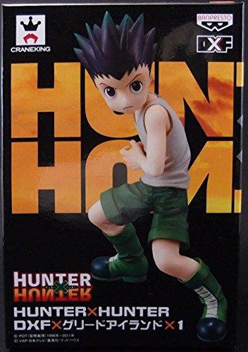 Hunter x Hunter Gon Freecss DXF Figure