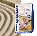Spielsand Classic 0-2 mm 25 kg