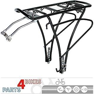 P4B Fahrrad Design Gepäckträger Traveller Basic, Gepäckträger mit Universallbefestigung für 24