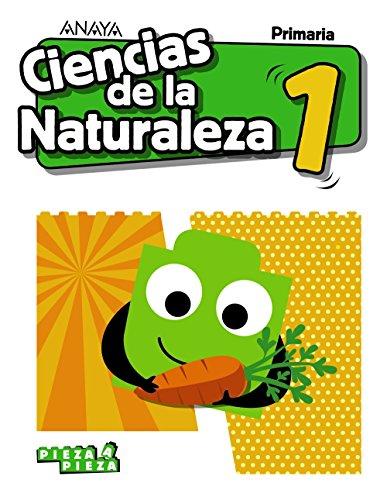 Ciencias de la naturaleza 1 (pieza a pieza)