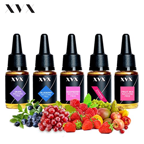 xvx-e-liquid-fruit-mix-5-pack-blueberry-fruit-mix-grape-raspberry-strawberry-electronic-liquid-for-e