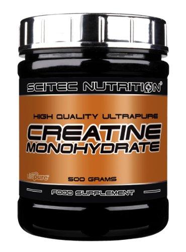 Créatine -Creatine monohydrate - 100% Créatine - 500g - Scitec Nutrition