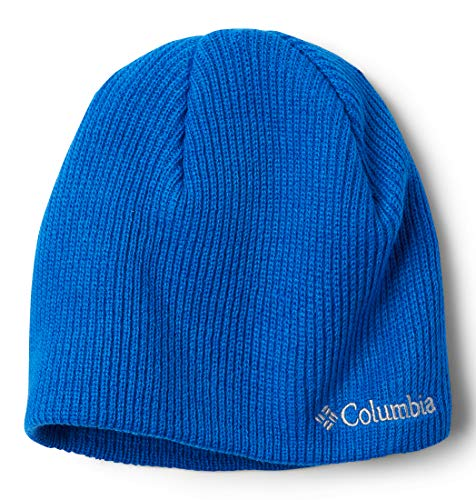 Columbia Kinder Youth Whirlibird Watch Beanie, Super Blue, O/S Whirlibird Watch
