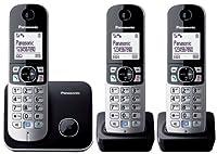 Panasonic KX-TG6811EB DECT Cordless Telephone - Parent ASIN