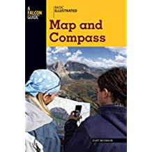 Basic Illustrated Map and Compass (Basic Illustrated Series) (English Edition)