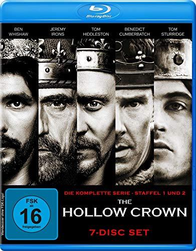 The Hollow Crown - Gesamtedition Staffel 1+2 [Blu-ray]