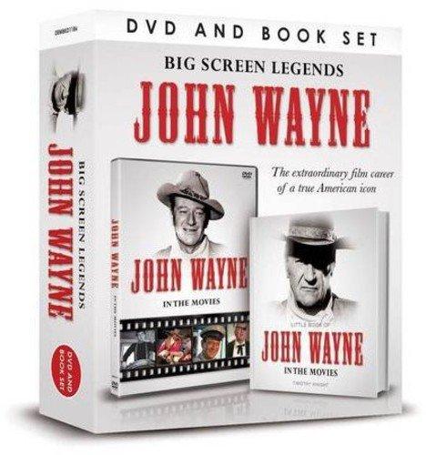 Big Screen Legends: John Wayne (Portrait Dvdbook Gift Set)