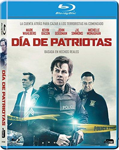 Dia De Patriotas Blu-Ray [Blu-ray] 51N2 2B3TkhAL