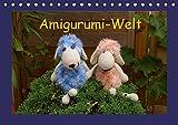Amigurumi-Welt (Tischkalender 2019 DIN A5 quer): Häkel und Stricktiere (Monatskalender, 14 Seiten )...