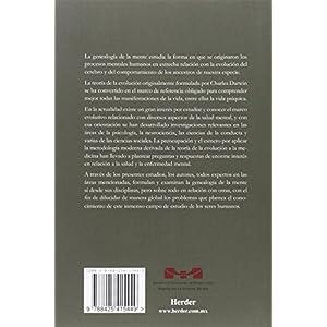 Genealogía de la mente humana: Evolución, cerebro y psicopatología