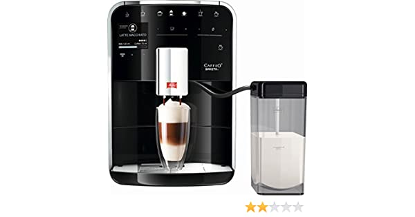 Gorenje Kühlschrank Zischt : Melitta caffeo barista t espresso machine 1.8l schwarz: melitta
