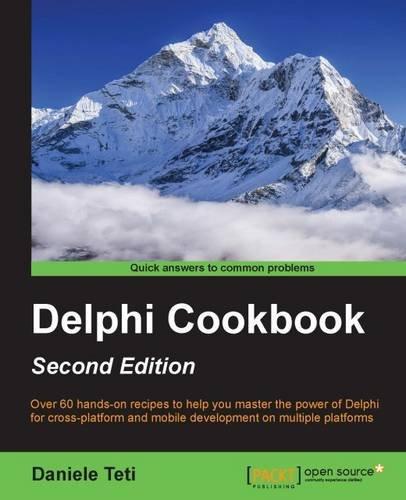 Delphi Cookbook - Second Edition