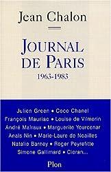 Journal de Paris, 1963-1983