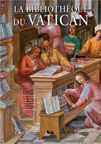 La bibliothèque du Vatican